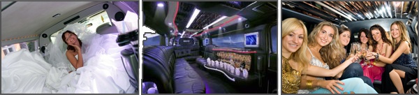 Wedding Car Hire, School Proms Transport & Hen Nights Limo Hire in Luton, Watford, Stevenage, Bedford & Hertfordshire